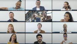 Az összetartozás jegyében, számos közreműködővel készült el Szolnoki Péter és Mészáros Tamás közös klipje - Szóljon egy dal (VIDEÓ)