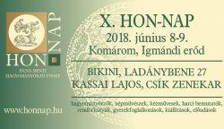 Csík Zenekar, Bikini, Ladánybene 27 – jubilál a Hon-nap Duna Menti Hagyományőrző Ünnep