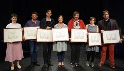 Ők kapták idén a Vidéki Színházak Fesztiváljának díjait