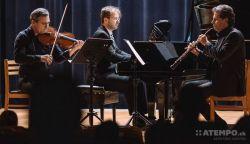 OTT VOLTUNK: Különlegességekkel turnézott a Lakatos Róbert vezette Hugo Kauder Trio