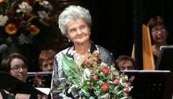 Elhunyt Hegedűs Judit balettművész, Simándy József operaénekes özvegye