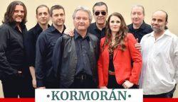 Születésnapi koncertet ad a Kormorán Vadkerti Imrével és Fehér Nórával az élen