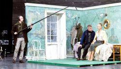 Valóság vagy illúzió? - az évad első bemutatójára készül a Komáromi Jókai Színház (FOTÓK)